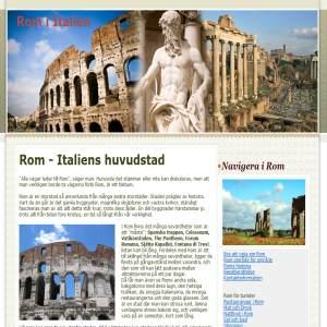 Res till Rom