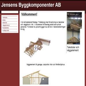 Jensens byggkomponenter