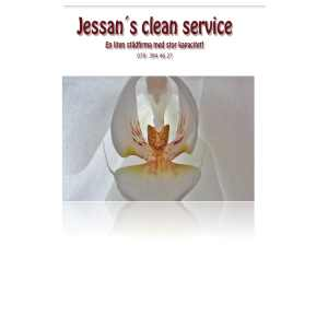 Jessans Clean Service - städföretag i Junsele