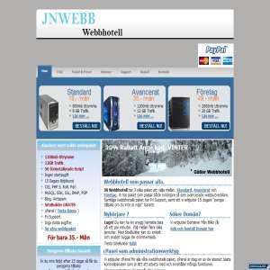 JNWEBB - Det ska vara enkelt med Webbhotell