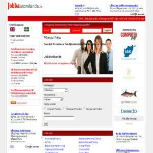 Jobbautomlands.se