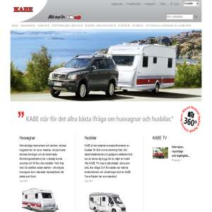 Kabe husvagnar & husbilar