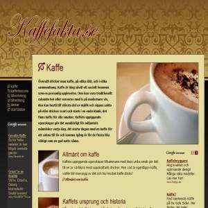 Kaffefakta.se