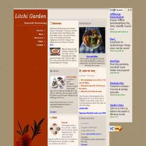 Restaurang Litchi Garden Kinamat