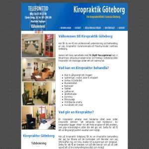 Kiropraktik Göteborg
