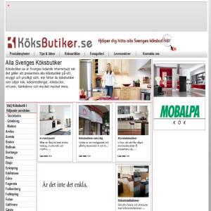 Köksbutiker.se - Hjälper dig hitta alla Sveriges köksbutiker