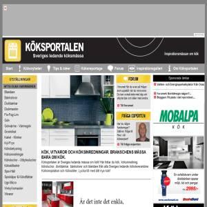 Köksportalen - Sveriges ledande köksmässa