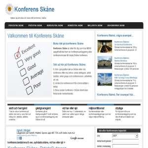 Konferens Skåne