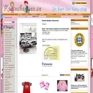 Kotteshoppen.se - Din Barn och Baby shop på Nätet