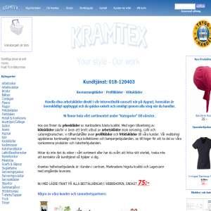 Kökskläder - kramtex.se