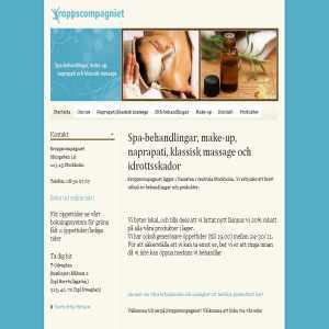 Kroppscompagniet - ansiktsbehandling och massage i Stockholm