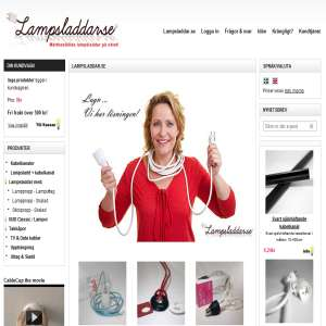 Lampsladdar.se - Tillbehör för belysning innomhus