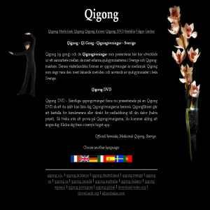 lär dig Qigong