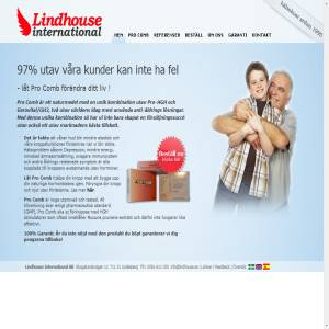 Lindhouse International AB