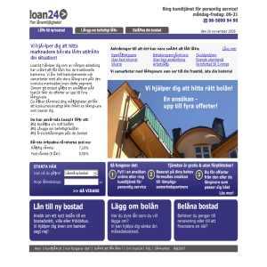 Loan24 - Fler lånemöjligheter!