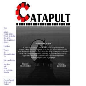 Catapult - skoltidning med humor