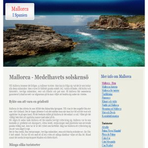 Mallorcainformation