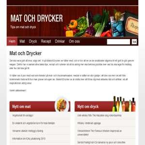 Mat och Dryck Tips
