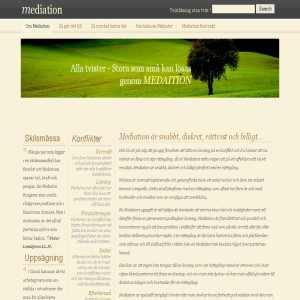 Mediation-Tvistlösning utan tvist