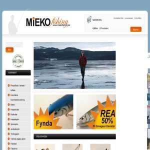 Mieko Fishing - Sportfiskebutiken på nätet