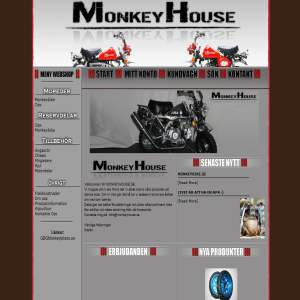 MonkeyHouse.se