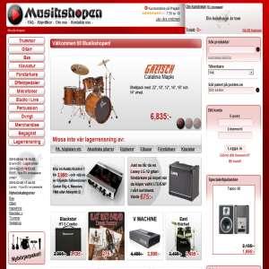 Musikshopen.com