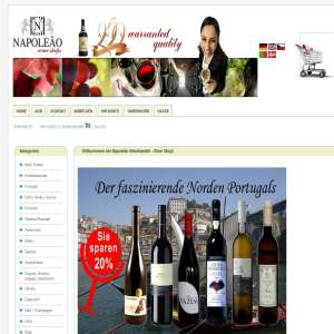 Napoleao Vin av Portugal