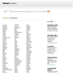 Newspaper Index