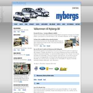 Nybergs bil