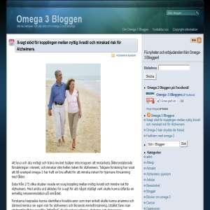 Omega-3 Bloggen