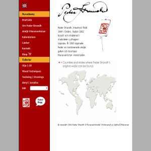 Peder Strandh - Officiell hemsida