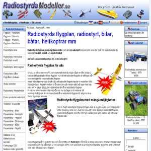 Radiostyrda-modeller.se - Radiostyrt