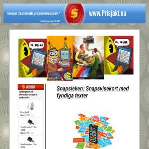 RoligaPrylar.com - Roliga Prylar, Häftiga Presenter och Coola Leksaker!
