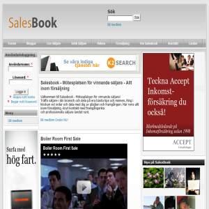 SalesBook - Sälj mera