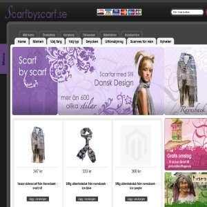 Scarfbyscarf.se  - scarfar och accessoarer