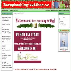 Scrapbooking-butiken.se
