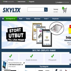 Skyltx.se