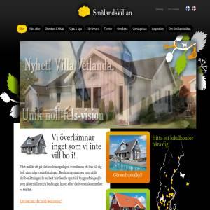 Hustillverkare Smålandsvillan