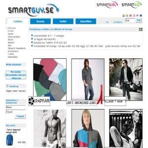Smartguy.se - kläder och tillbehör