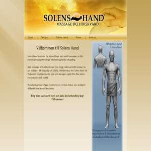 Solens Hand