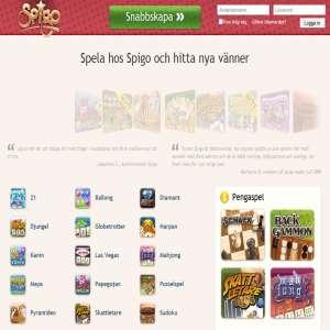 Spigo.se - Spela gratis online och vinn riktiga pengar!