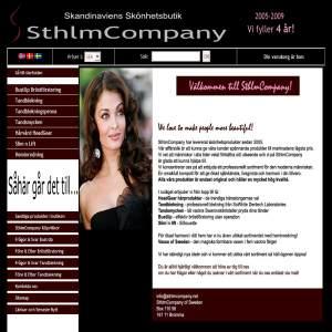 SthlmCompany - Skandinaviens skönhetsbutik