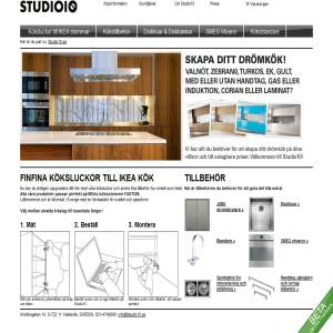 Studio10 köksluckor för IKEA kök
