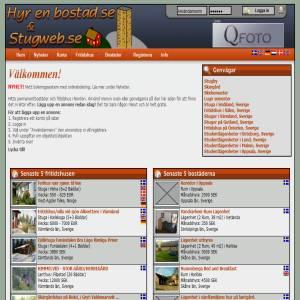 Stugweb.se - Stugor och lägenheter