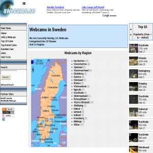 Svenska Webbkameror