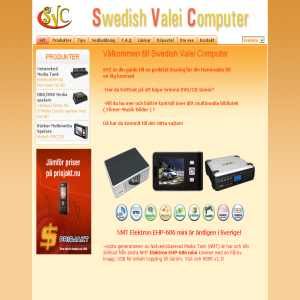 Swedish Valei Computer