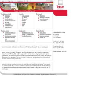 Allt från geotextil till stödmurar - Tensar International