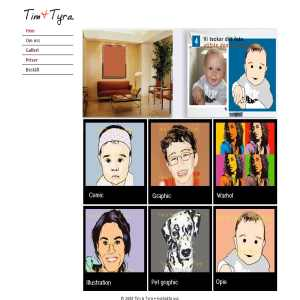 Tim & Tyra - PopArt