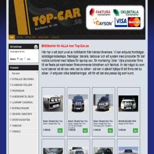 Biltillbehör för ALLA hos Top-Car.se