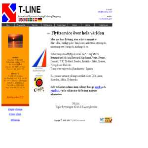 Tore Line - Flyttfirma